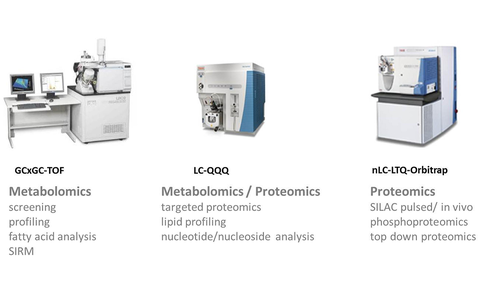 Metabolomics and Proteomics