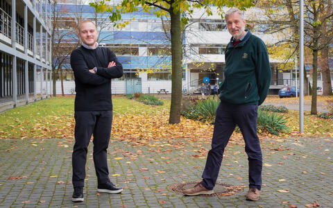Two initiators of the serotonin MDC Spin-Off