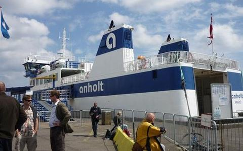 Trip to Anholt 1