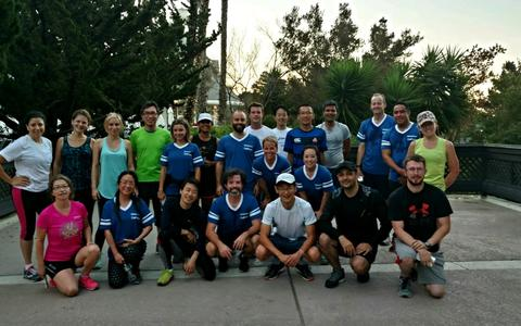 Run with Yamanaka on the 10 Years iPSCs Meeting