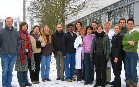 The group in January of 2006
