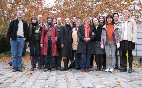 The group in November of 2007