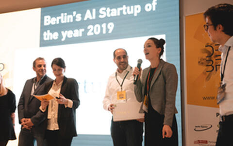 Nocturne Startup of the year 2019