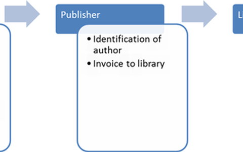 Workflow for authors