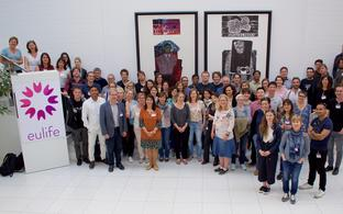 EU-LIFE Scientific Meeting 2017 Group Picture