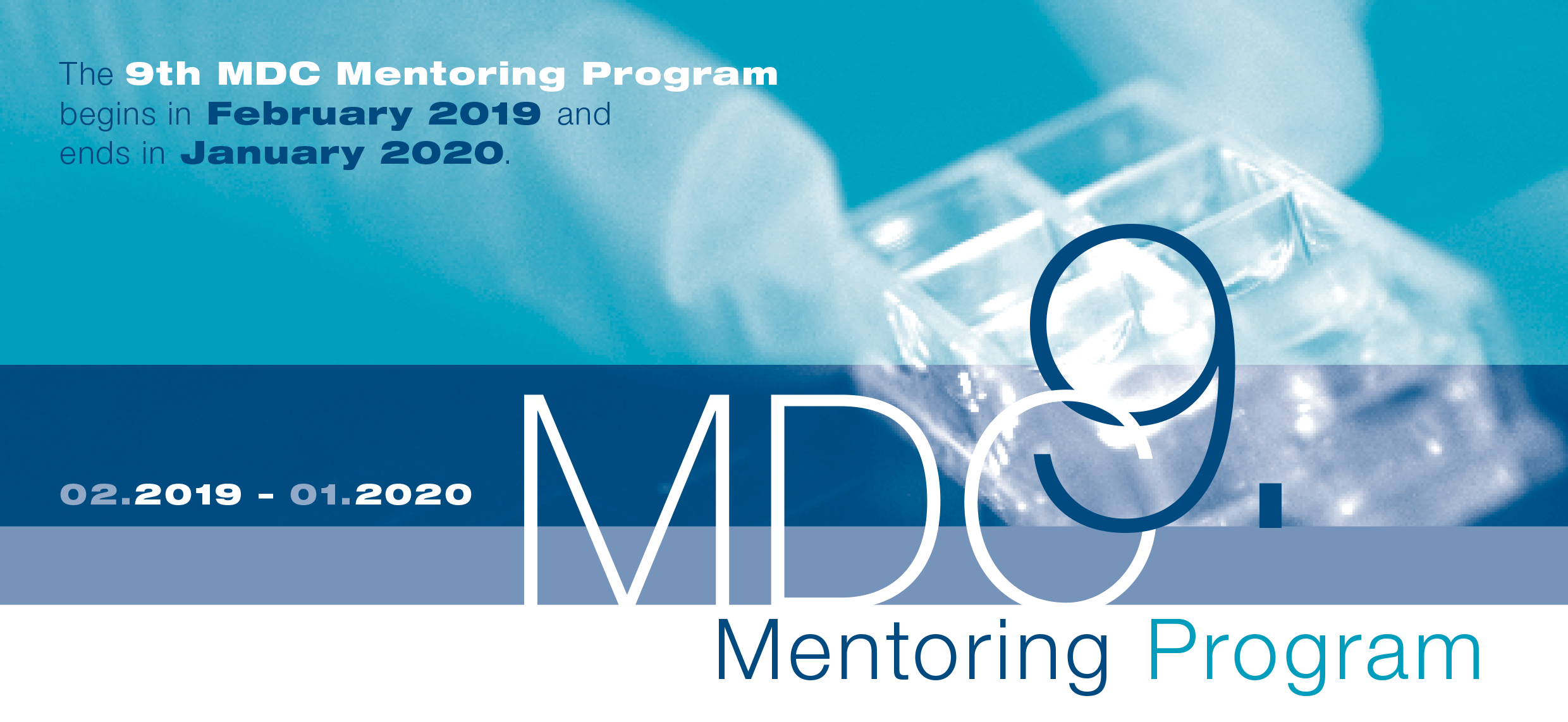 9th MDC Mentoring Program for Postdocs