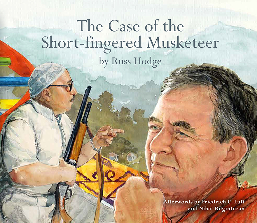 The Case of the Short-fingered Musketeer