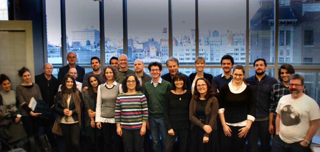 MDC NYU PhD Exchange Program MDC Berlin