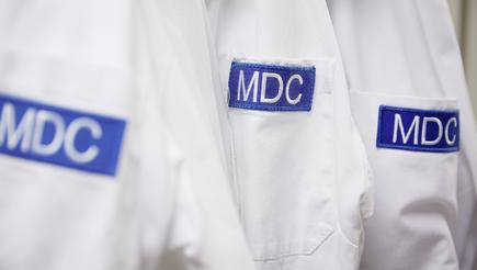 Standardbilder: MDC Laborkittel